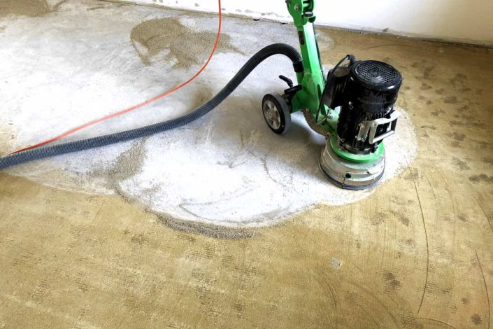 Teppich entfernen Kiel